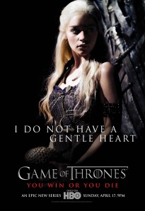 Affiche de A Game of Thrones