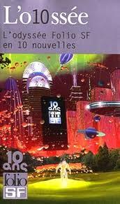 couverture du livre Folio SF L'o10ssée